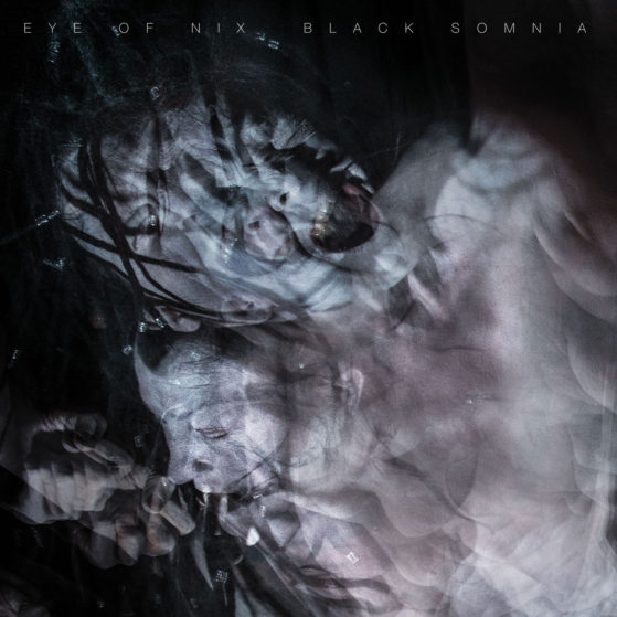 Eye of NIx: BLACK SOMNIA album cover