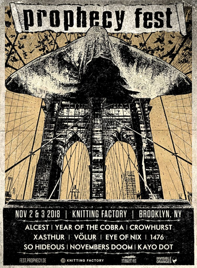 PROPHECY-FEST-US 2018