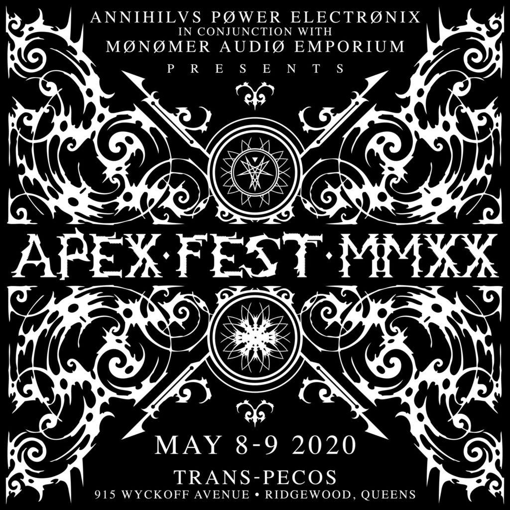 APEX FEST NYC 2020
