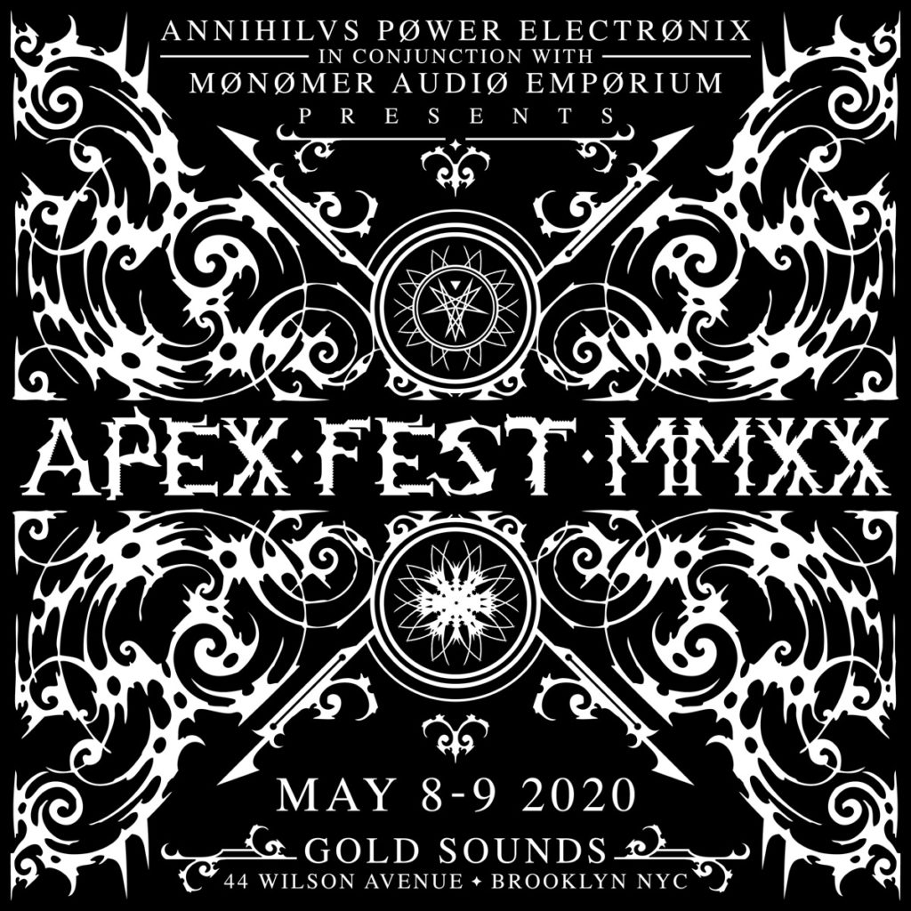 APEX FEST 2020 BROOKLYN